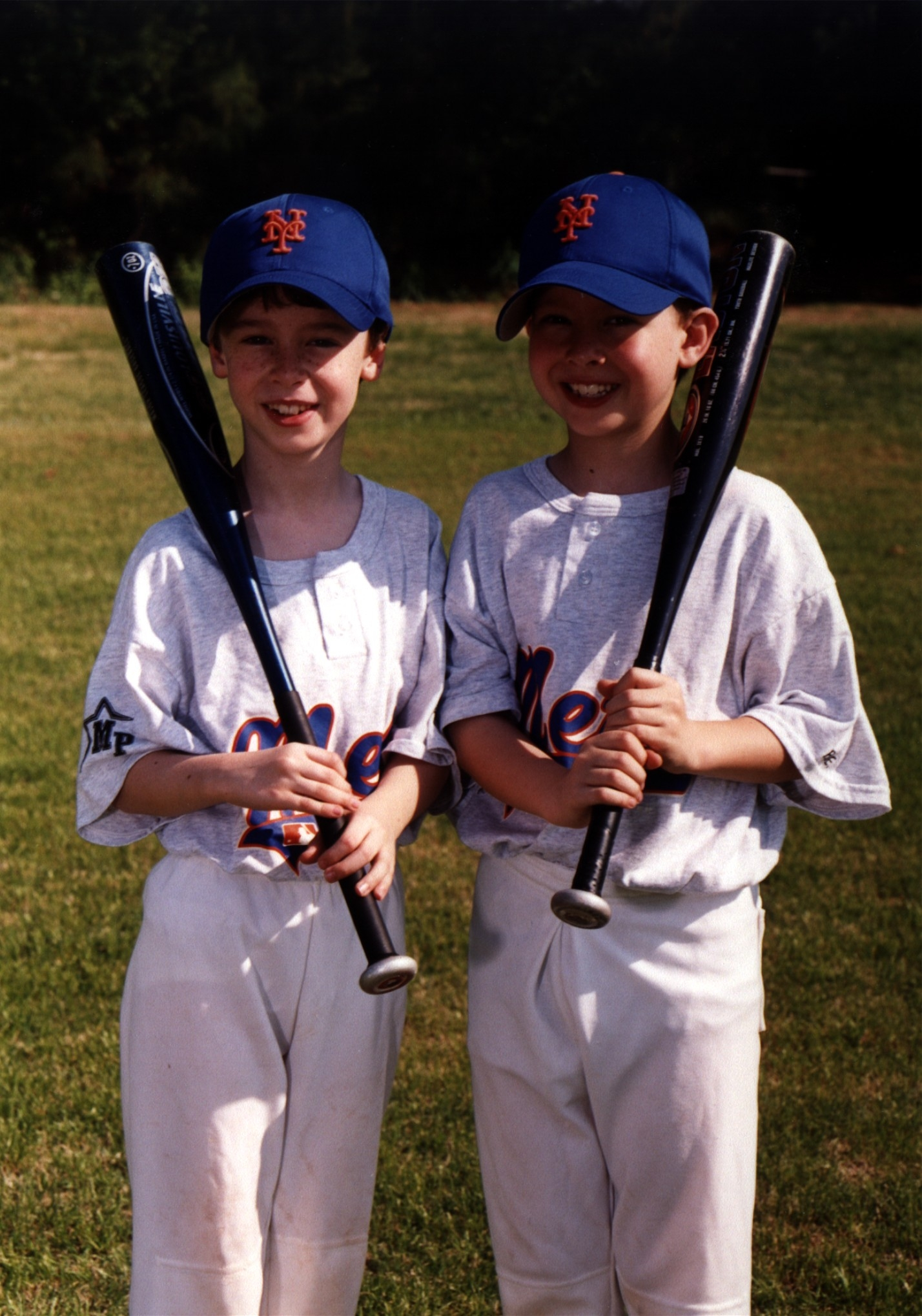Killian and Garrett Owen baseball